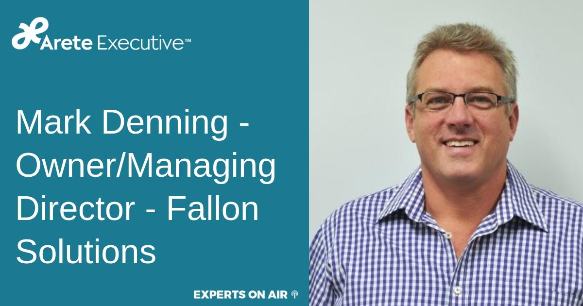 Mark Denning - Owner/Managing Director - Fallon Solutions Social
