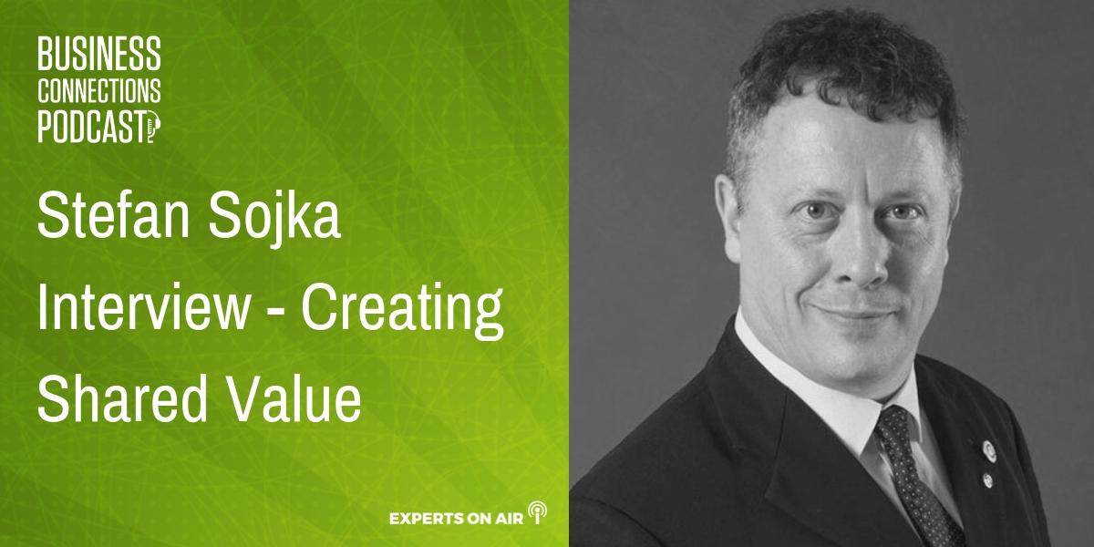 Stefan Sojka Interview - Creating Shared Value Social