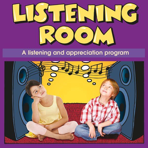 Listening Room Podcast Show Art