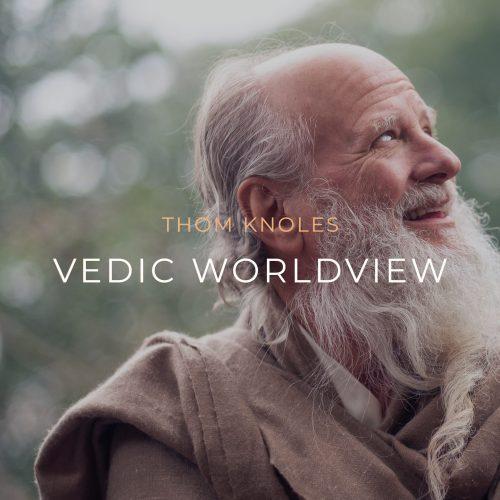 Vedic Worldview Show Art
